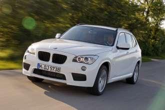 The BMW X1 (06/2011)
