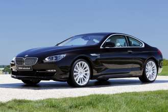 The new BMW 650i xDrive Coupe Individual - Exterior (07/2011).