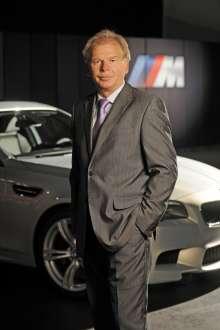 Dr. Friedrich Nitschke, President BMW M GmbH (06/2011)