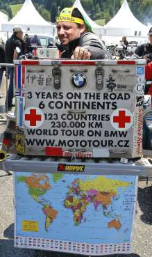 BMW Motorrad Days 2011, Igor Brezovar (07/2011)