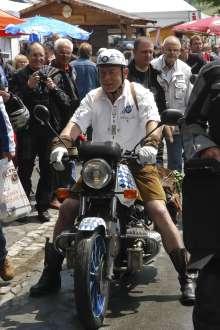 BMW Motorrad Days 2011, Wenzel Ellenrieder (07/2011)