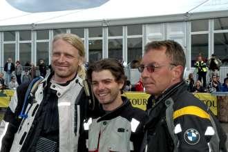 BMW Motorrad Days 2011, Gewinner der GS Trophy (07/2011)