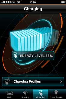 BMW i3 Concept, Mobile App (07/2011)