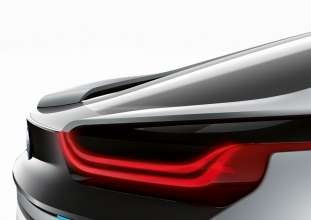 BMW i8 Concept (07/2011)