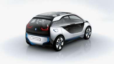 BMW i3 Concept (07/2011)