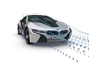 BMW i8 Concept, Aerodynamics (07/2011)