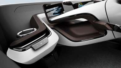 BMW i3 Concept, Interior (07/2011)