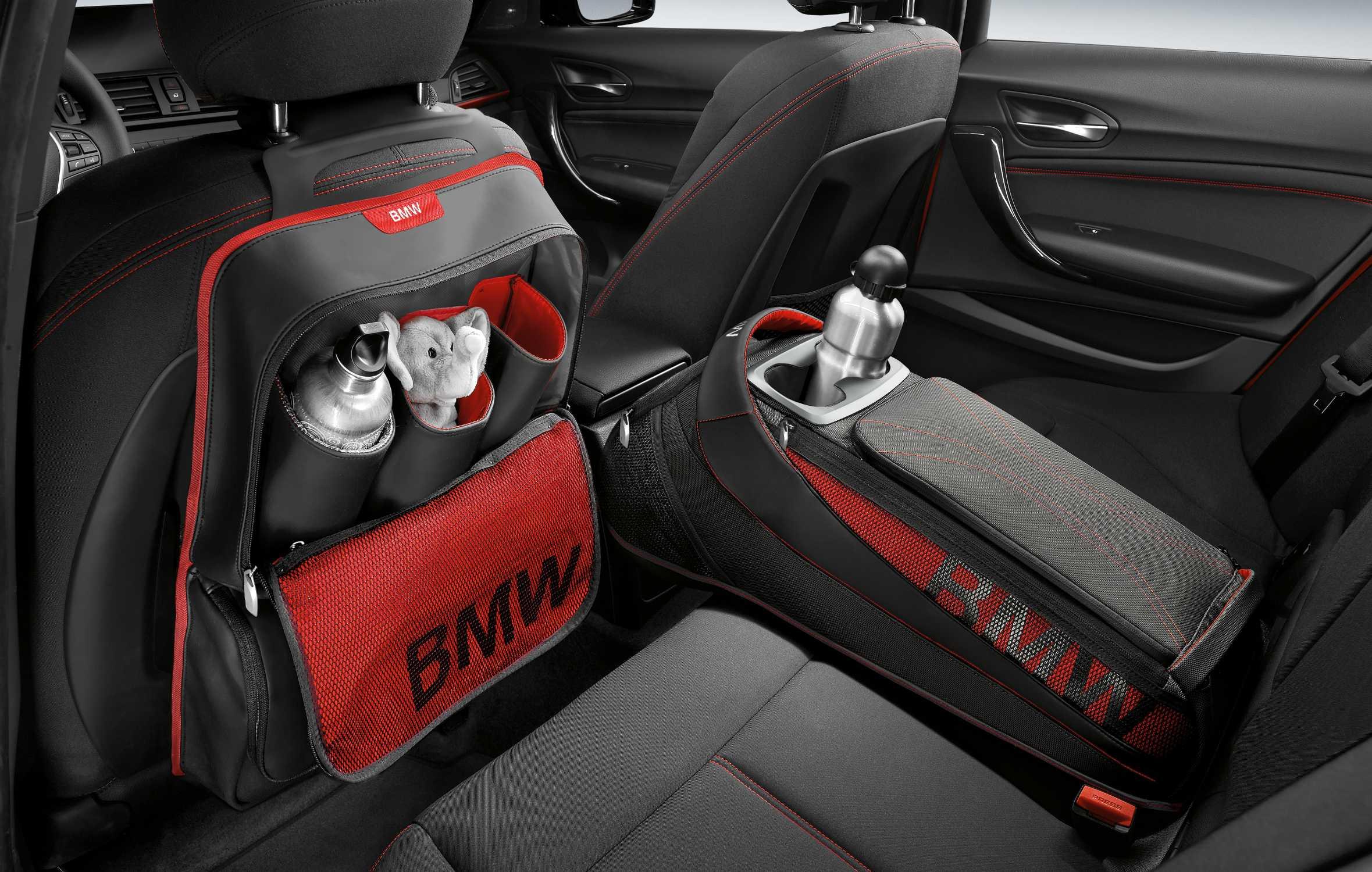 bmw 1 series accessories storage bag fond sport line 09 2011. Black Bedroom Furniture Sets. Home Design Ideas