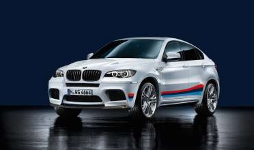 BMW X6M - BMW M Performance Accessories (09/2011)