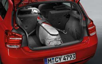 BMW 1 Series - Accessories ski and snowboard bag Sport Line (09/2011)