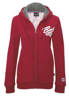MINI Ladies Hoodie Sweat Jacket front (08/2011)
