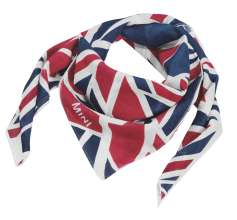MINI Union Jack Scarf (08/2011)