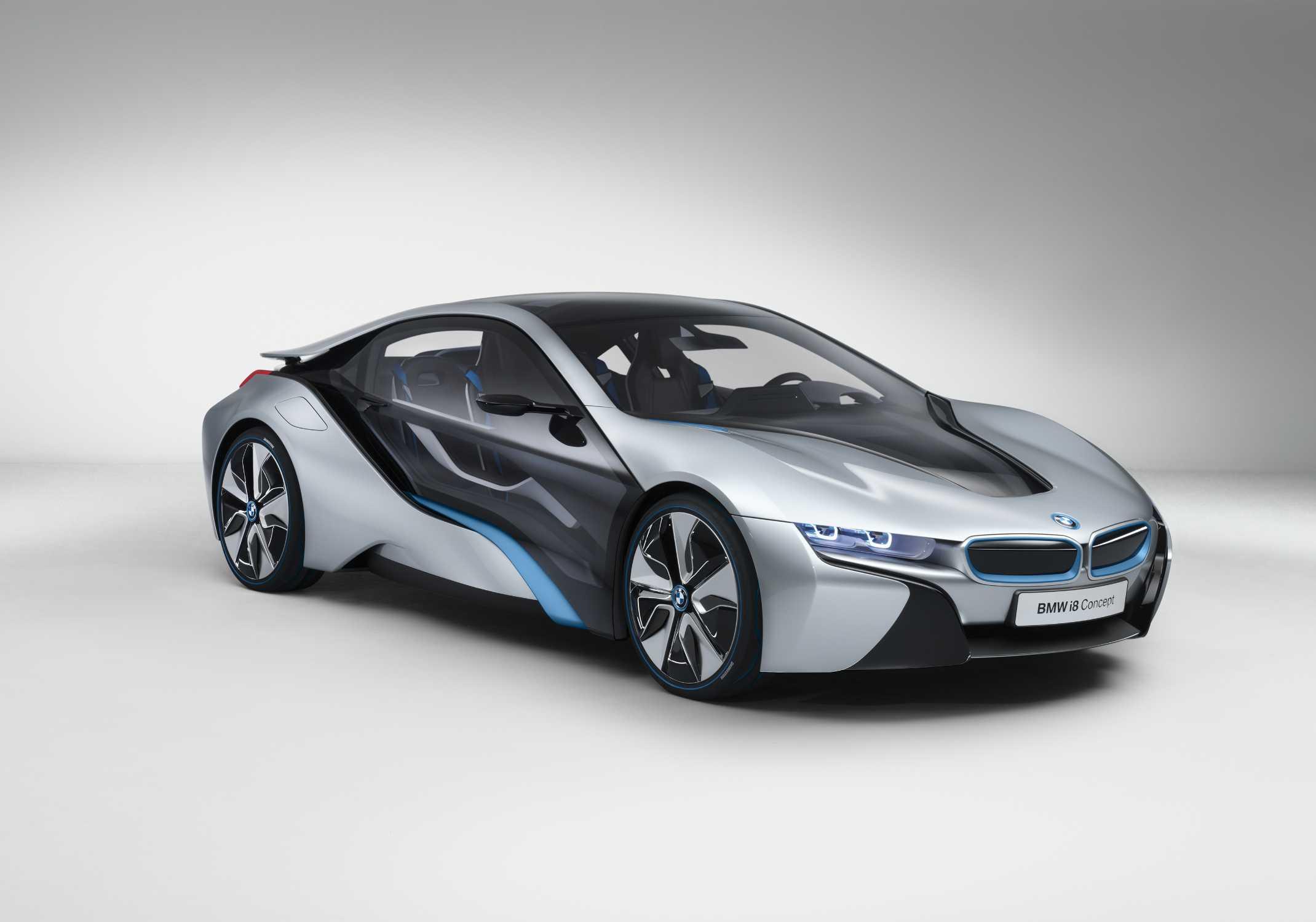 Bmw I Design Concept Cars