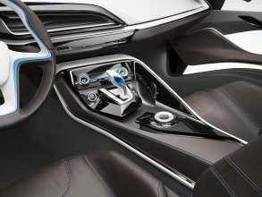 BMW i8 Concept (09/2011)