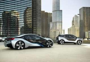 BMW i3 Concept & BMW i8 Concept (09/2011)