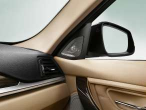 New BMW 3 Series: Exterior mirrors Luxury Line (10/2011)
