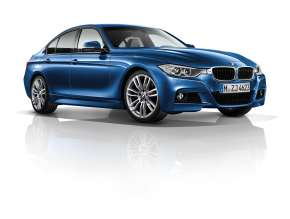 New BMW 3 Series: M Sports Package (10/2011)