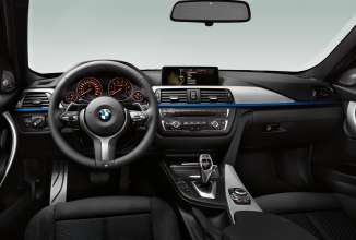 New BMW 3 Series: Cockpit M Sports Package (10/2011)