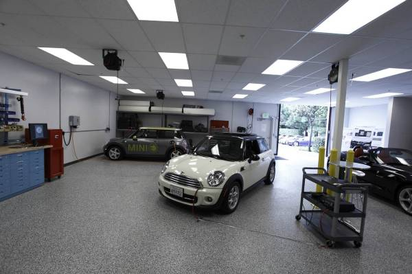 Bmw Mountain View >> Bmw Group Technology Office Usa The New Workshop In