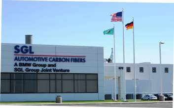 SGL Automotive Carbon Fiber in Moses Lake (09/2011)