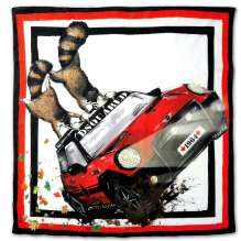 """Red Mudder Foulard by MINI & DSQUARED²"" (09/2011)"