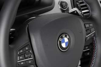 The new BMW M5. (09/2011)