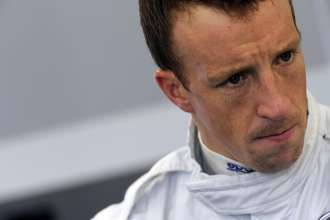 MINI WRC 2011. Rally de France, 30 September-2 October 2011. Kris Meeke (10/2011).