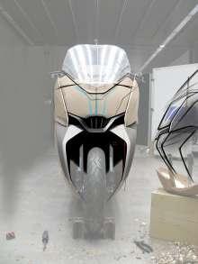 BMW C 650 GT, design (11/2011)