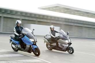 BMW C 600 Sport and BMW C 650 GT (11/2011)