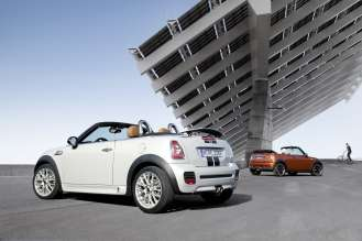MINI Roadster and MINI Convertible. (10/2011)