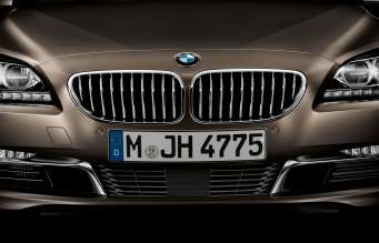 The new BMW 650i Gran Coupe, Exterior (12/2011)