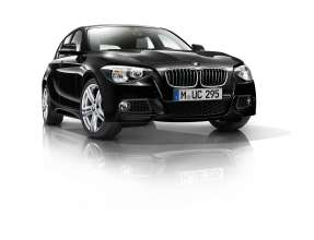 The new BMW 118i (5 door) with M Sport Package (07/2011)