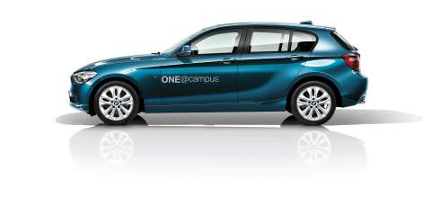EduMobile, technology meets ecology. A project sponsored by the Ministry for the Environment and supported by BMW Group Italia for research on sustainable mobility. The new BMW 1 Series becomes the symbol of efficiency in a premium automobile (11/2011).