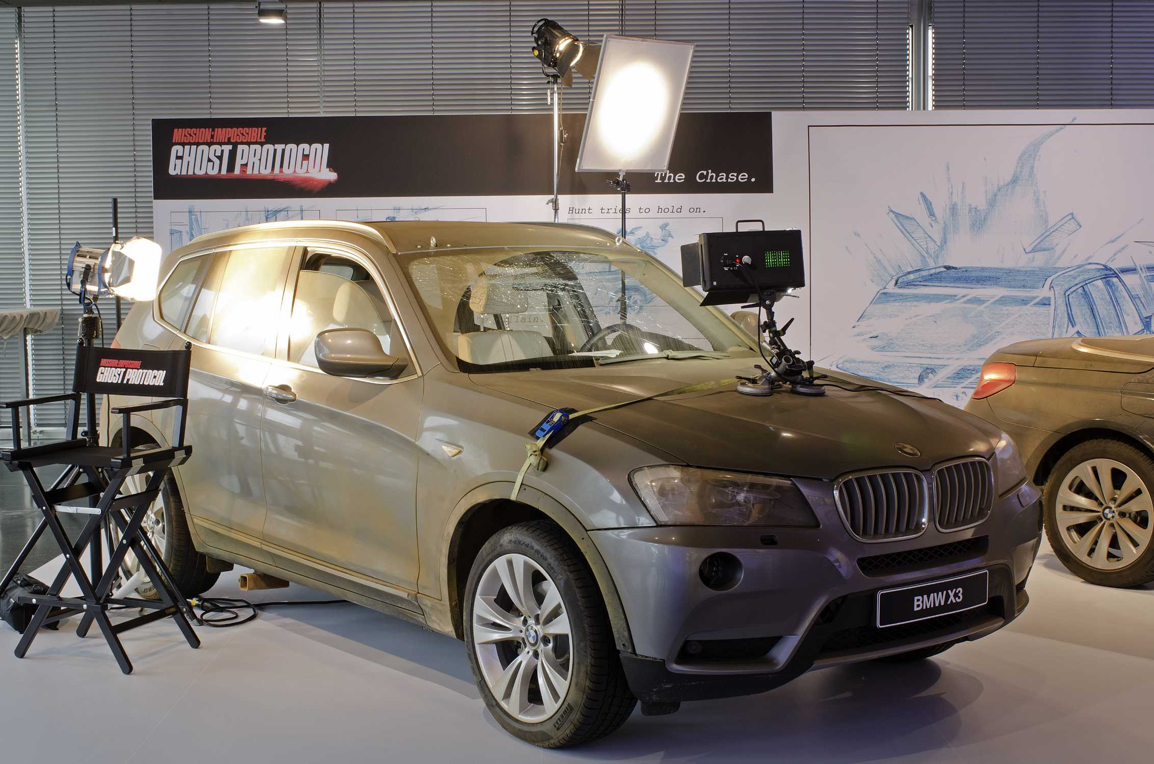 Mission Impossible Ghost Protocol The Movie Car Bmw X3 12 2017