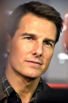 "Europapremiere ""Mission:Impossible - Phantom Protokoll"": Tom Cruise auf dem roten Teppich in der BMW Welt. (12/2011)"