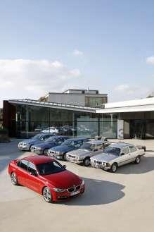BMW 3 Series -  Six Generations (12/2011)