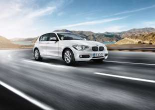 BMW 116d EfficientDynamics Edition (01/2012)