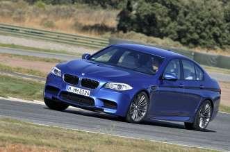 2013 BMW M5 (1/2012)