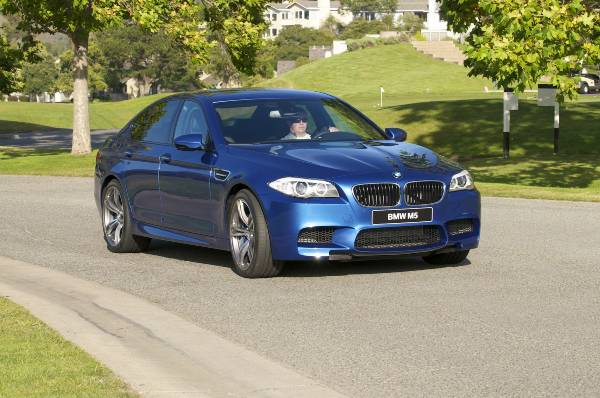 Bmw Confirms 6 Speed Manual Transmission For The 2013 M5