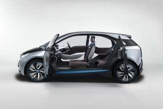 BMW i3 Concept (01/2012)