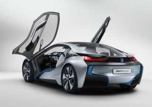 BMW i8 Concept (01/2012)