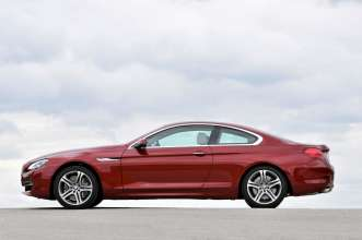 BMW 640d xDrive Coupe (01/2012).