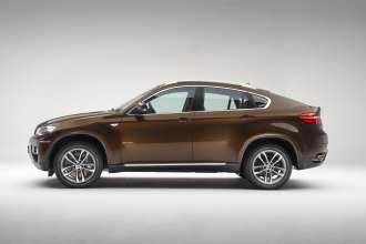The new BMW X6. (01/2012)