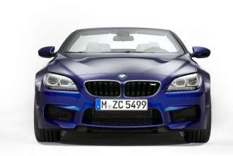 The new BMW M6 Convertible. (02/2012)
