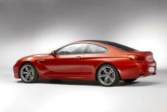 The new BMW M6 Coupe. (02/2012)