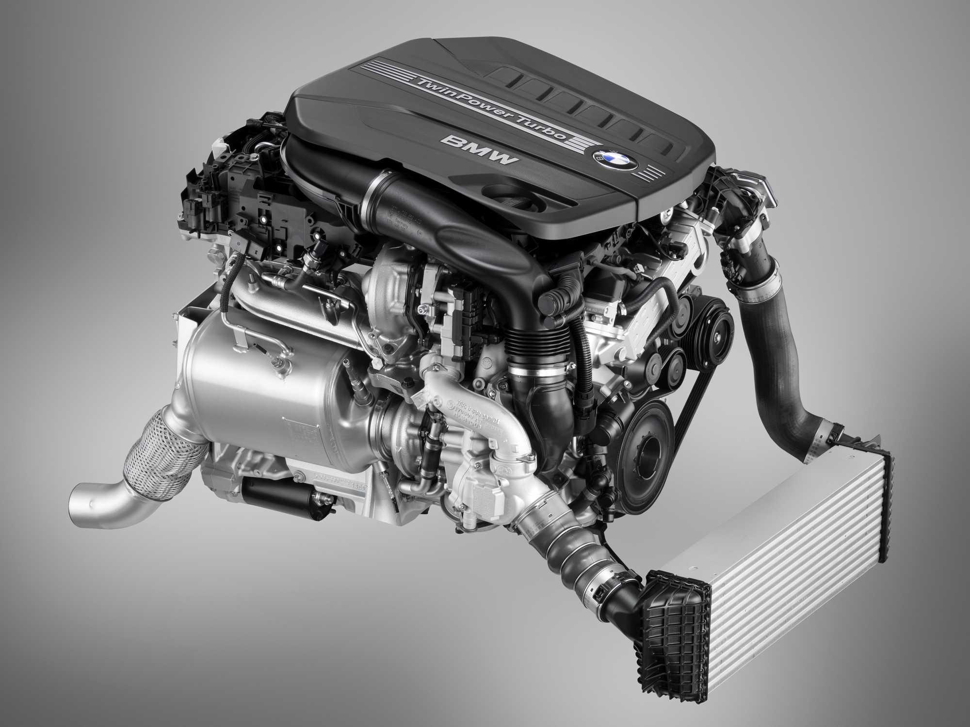 The BMW Liter Diesel Inline SixCylinder Engine Featuring BMW - Bmw 3 litre diesel