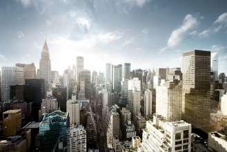 New York Skyline. (02/2012)