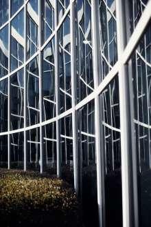 BMW Werk Spartanburg Fassade. (02/2012)