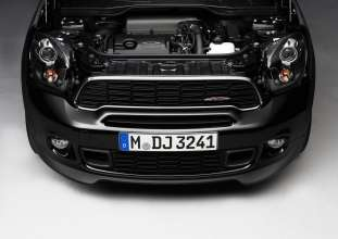 MINI John Cooper Works Countryman.