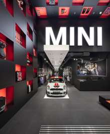 MINI Store, Westfield Strattford City